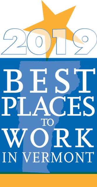 Union Mutual 2019 Vermont Best Places to Work.