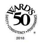 2018 Property-Casualty Ward's 50