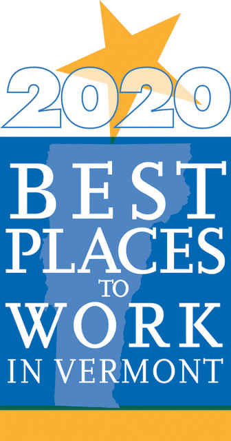 Union Mutual 2020 Vermont Best Places to Work.